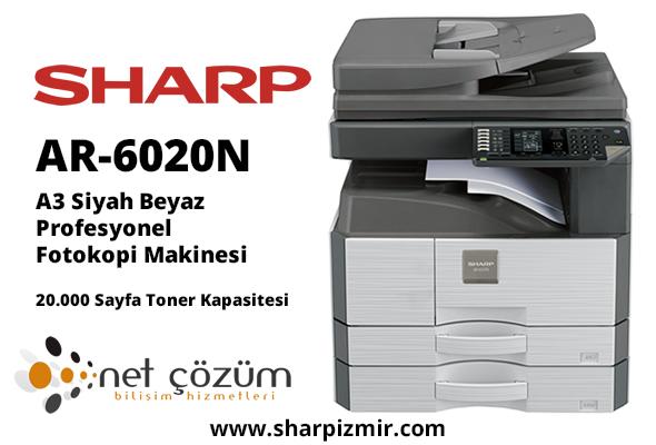 Sharp-AR-6020N-İzmir