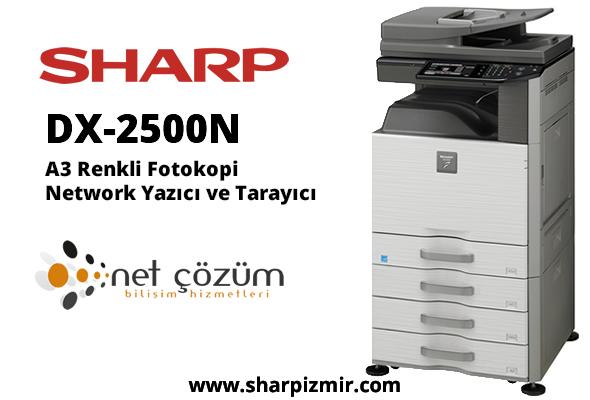 Sharp-DX-2500N-İzmir