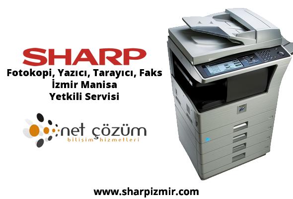 Sharp-Fotokopi-İzmir-Manisa-Yetkili-Servisi