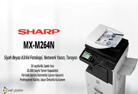 Sharp-MX-M264N-İzmir2